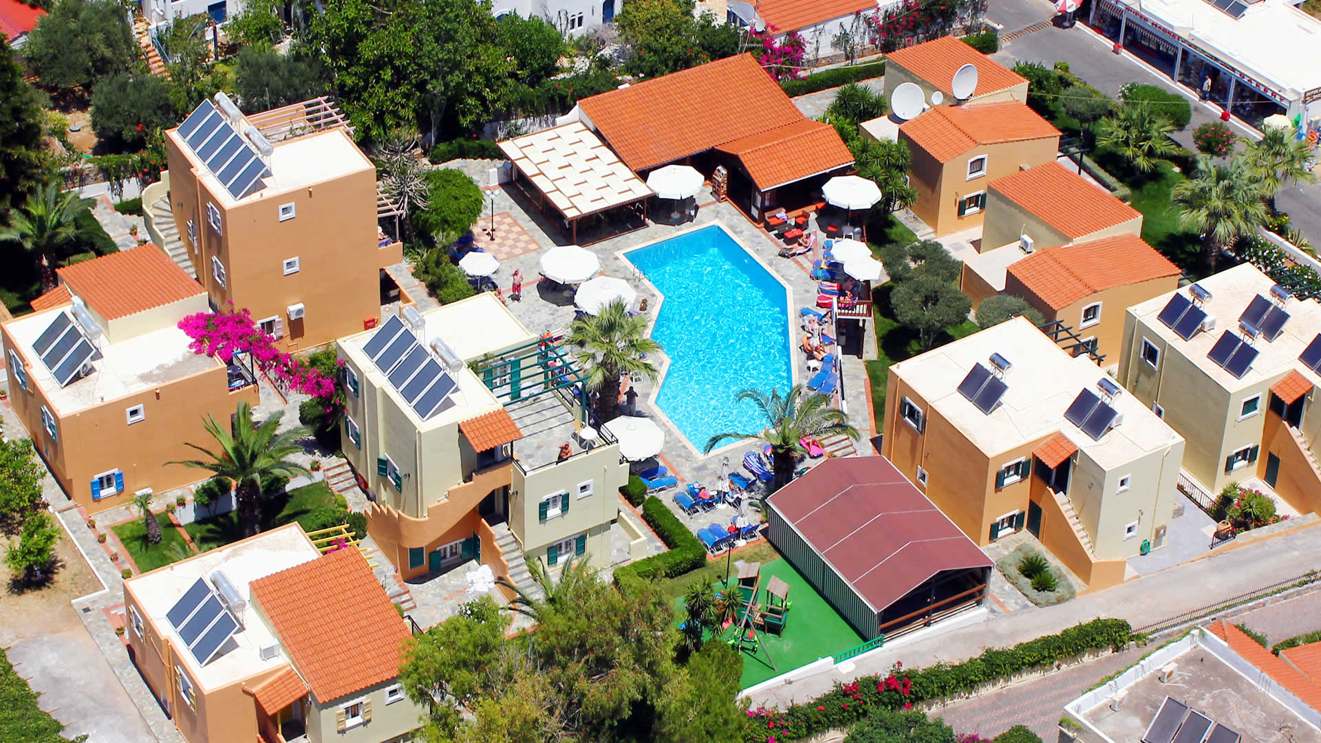 Sunrise Apartments – Koutouloufari